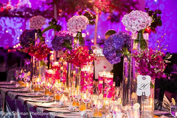 Top 10 terrific tablescapes on maharani weddings indian weddings 46708 philadelphia wedding by ron solimanelegant affairs inc junglespirit Images